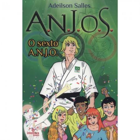 ANJOS - O SEXTO ANJO - VOL. 3