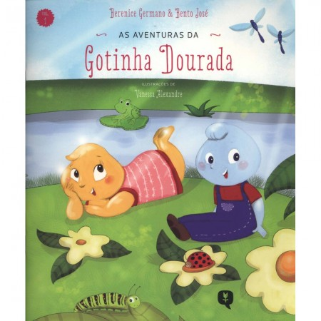 AVENTURAS DA GOTINHA DOURADA (AS) VOL.1