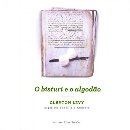 BISTURI E O ALGODAO (O) - (BOLSO)
