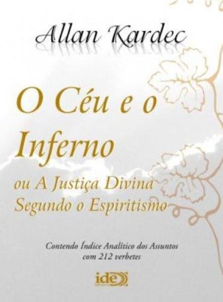 CEU E O INFERNO (O) IDE - BOLSO