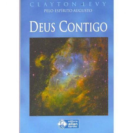 DEUS CONTIGO (CEAK) (BOLSO)