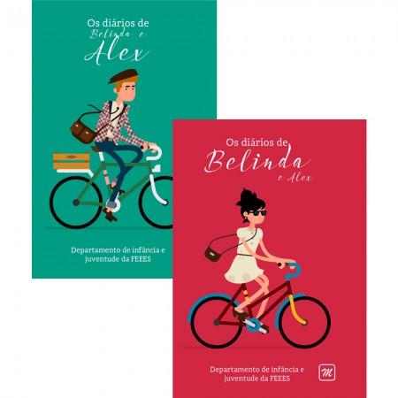 DIARIOS DE BELINDA E ALEX (OS)
