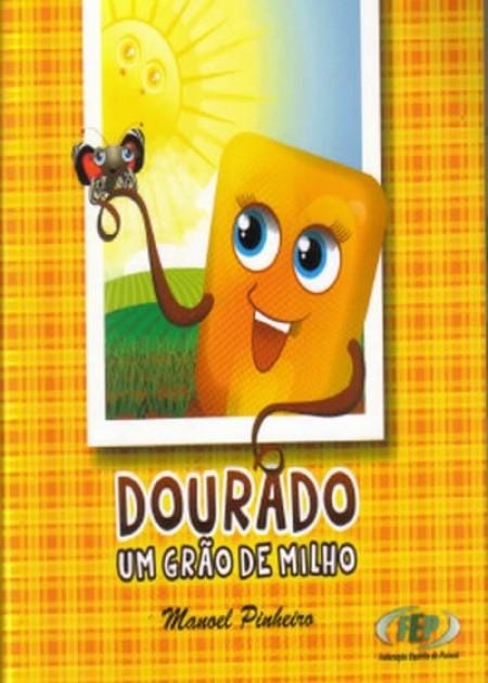 DOURADO UM GRAO DE MILHO