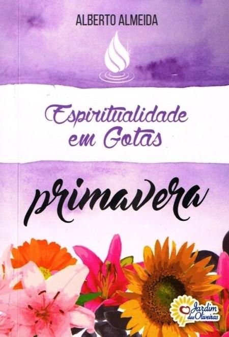 ESPIRITUALIDADE EM GOTAS - PRIMAVERA (BOLSO)