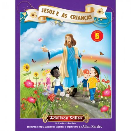 JESUS E AS CRIANCAS VOL.05