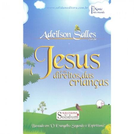 JESUS E OS DIREITOS DAS CRIANCAS (QUEBRA CABECA)