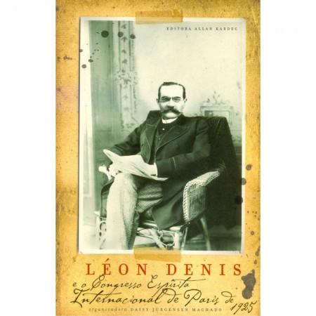 LEON DENIS E O CONGRESSO ESPIRITA INTERNACIONAL DE 1925