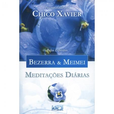 MEDITACOES DIARIAS - BEZERRA E MEIMEI