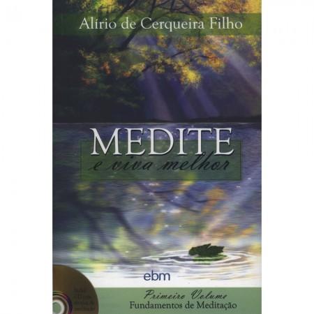 MEDITE E VIVA MELHOR VOL.02 + CD