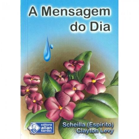 MENSAGEM DO DIA (A) (BOLSO)