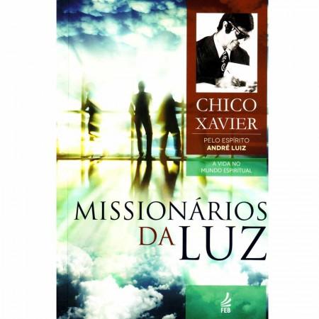 MISSIONARIOS DA LUZ VOL.3