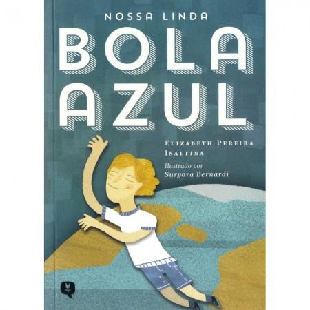NOSSA LINDA BOLA AZUL