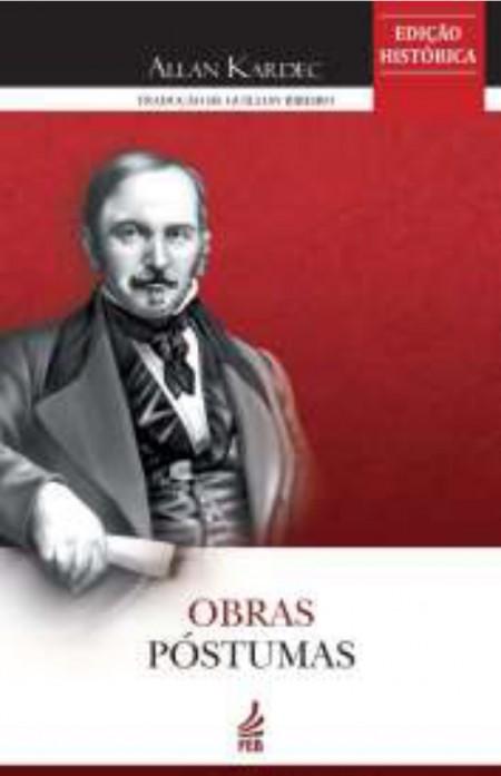 OBRAS POSTUMAS FEB - ED. HISTORICA ED. 41