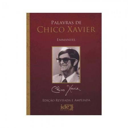 PALAVRAS DE CHICO XAVIER (BOLSO)