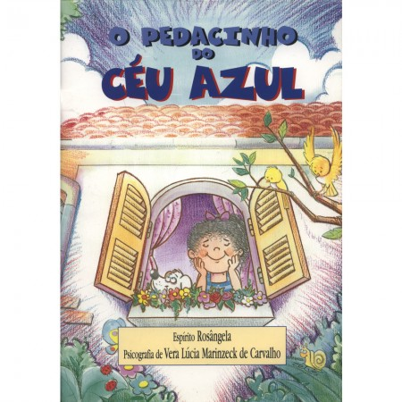 PEDACINHO DO CEU AZUL