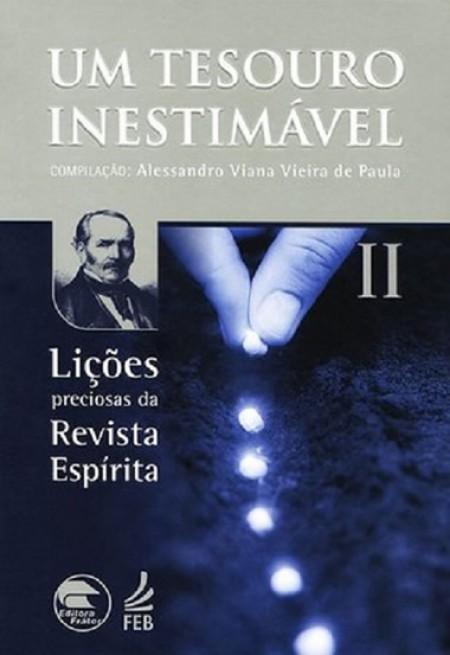 UM TESOURO INESTIMAVEL VOL.02 - COMPILACAO DA REVISTA ESPIRITA