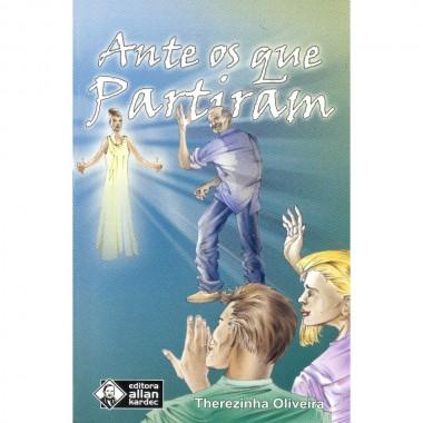 ANTE OS QUE PARTIRAM - LIVRETO(BOLSO)
