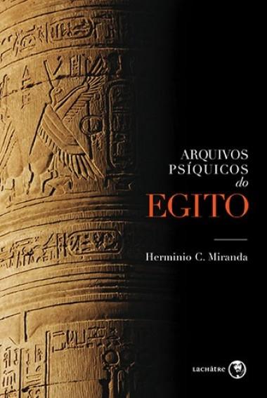 ARQUIVOS PSIQUICOS DO EGITO ED. 4