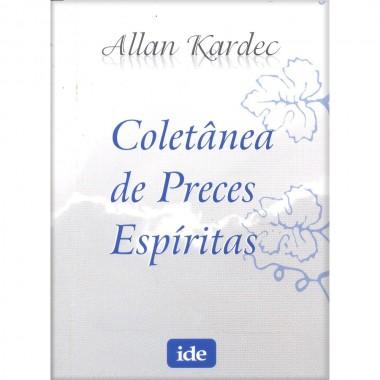 COLETANEA DE PRECES ESPIRITAS(IDE) (BOLSO)