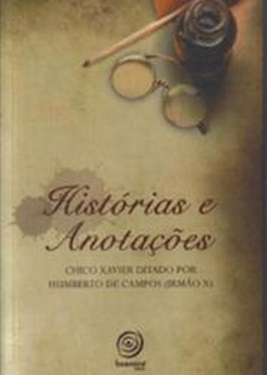 HISTORIAS E ANOTACOES