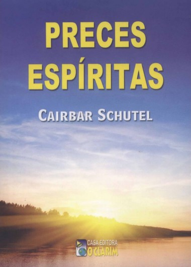 PRECES ESPIRITAS (CLARIM) (BOLSO)
